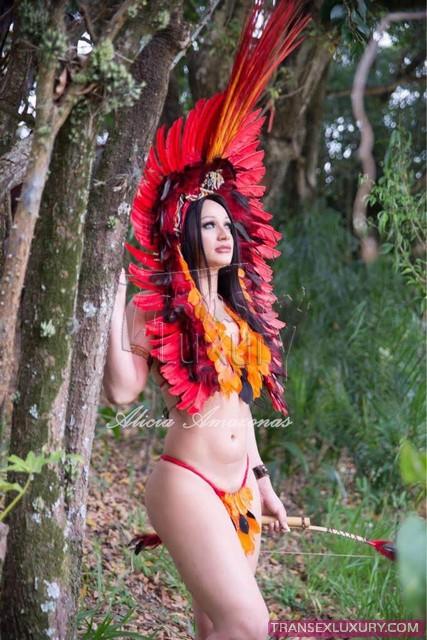 Alicia-Amazonas